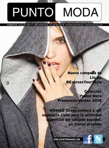 f410cef9618e Revista PuntoModa 216 by Edicions Sibil-la SL - issuu