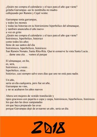 Almanaque by José Ramón Olalla - issuu