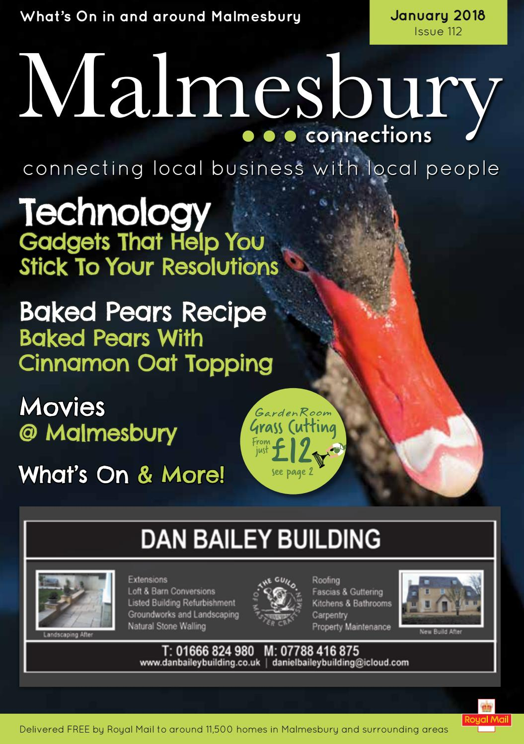 Malmesbury Connections Jan 18 by Renee Tuck - issuu