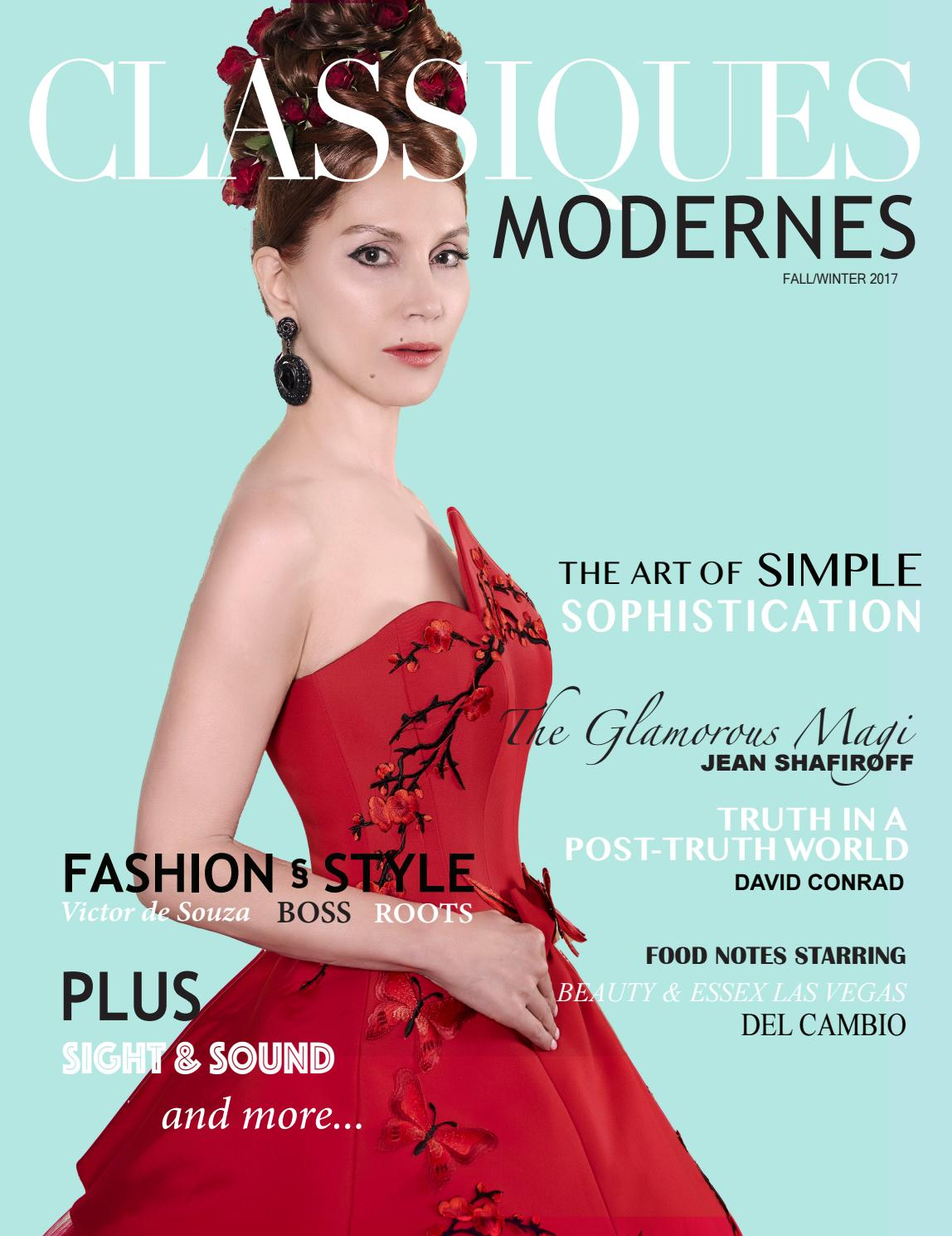 Classiques Modernes Fall/Winter 2016-17 by Classiques Modernes - issuu