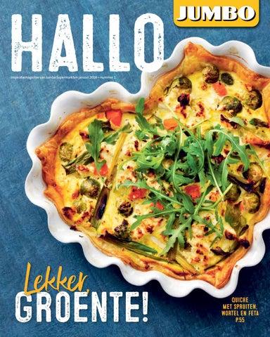 Iets Nieuws Hallo jumbo hallo jumbo magazine nr 1 2018 by Andrea Mulder - issuu &PZ13