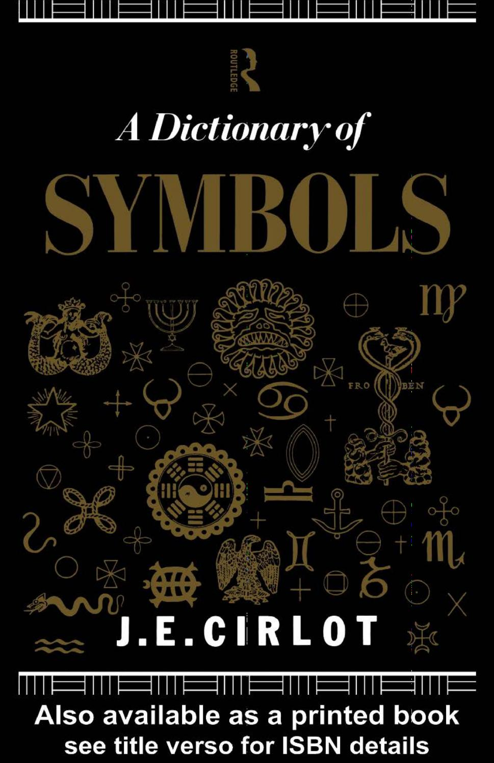 A dictionary of symbols by j e cirlot by sinister eye issuu buycottarizona Choice Image