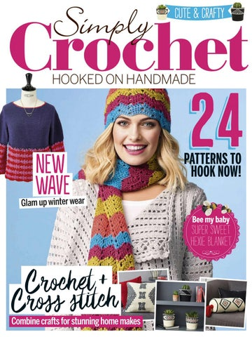 aa65a1f17aa Simply crochet march 2018 by Maika Sadith - issuu