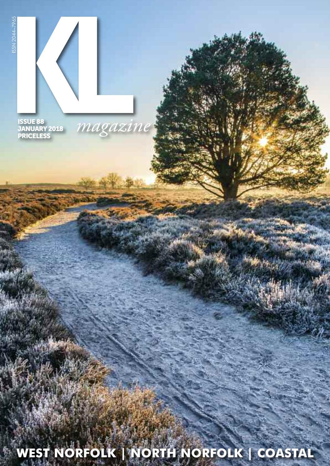 KL Magazine January 2018 by KL magazine - issuu