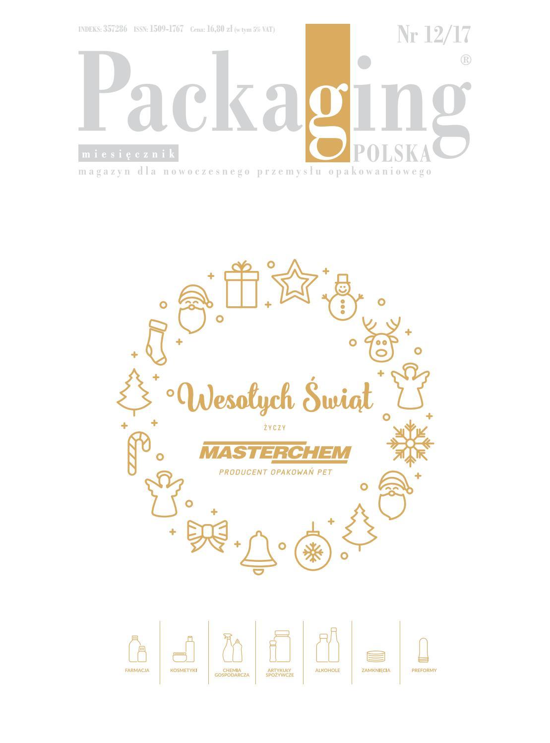 1e0bb5514df8e9 Packaging Polska 12/2017 by Redakcja EMG - issuu