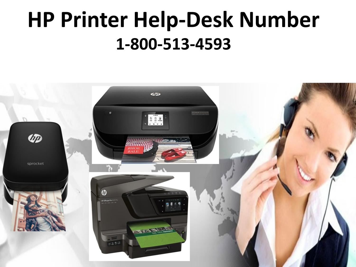 Charmant HP Printer Help Desk Number 1 800 513 4593, Helpline By Hp ...