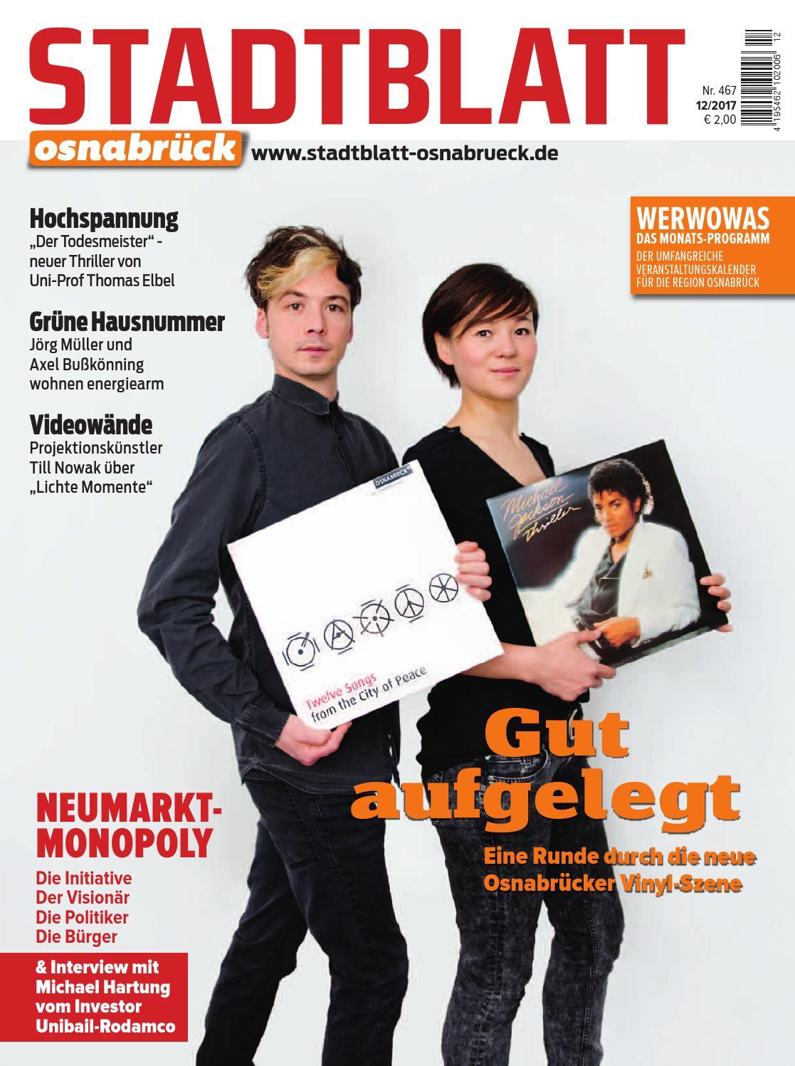 Stadtblatt 2017 12 by bvw werbeagentur - issuu