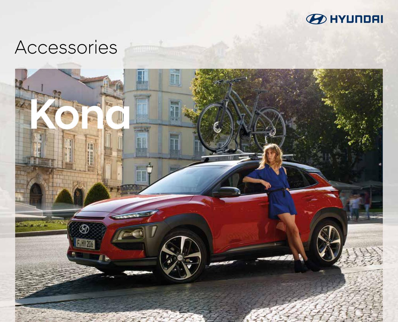 Hyundai kona accessories brochure 102017 by liisu ostapiv issuu solutioingenieria Gallery