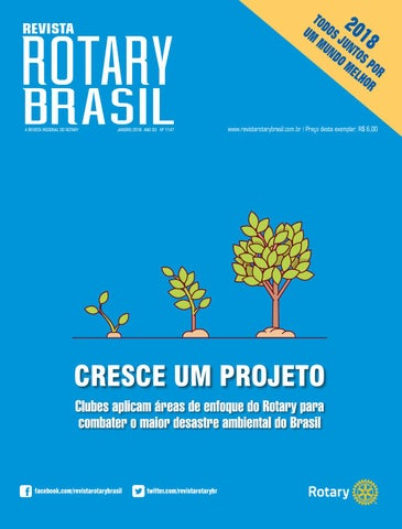 5e44edac8f Revista Rotary Brasil - Janeiro de 2018 by Revista Rotary Brasil - issuu