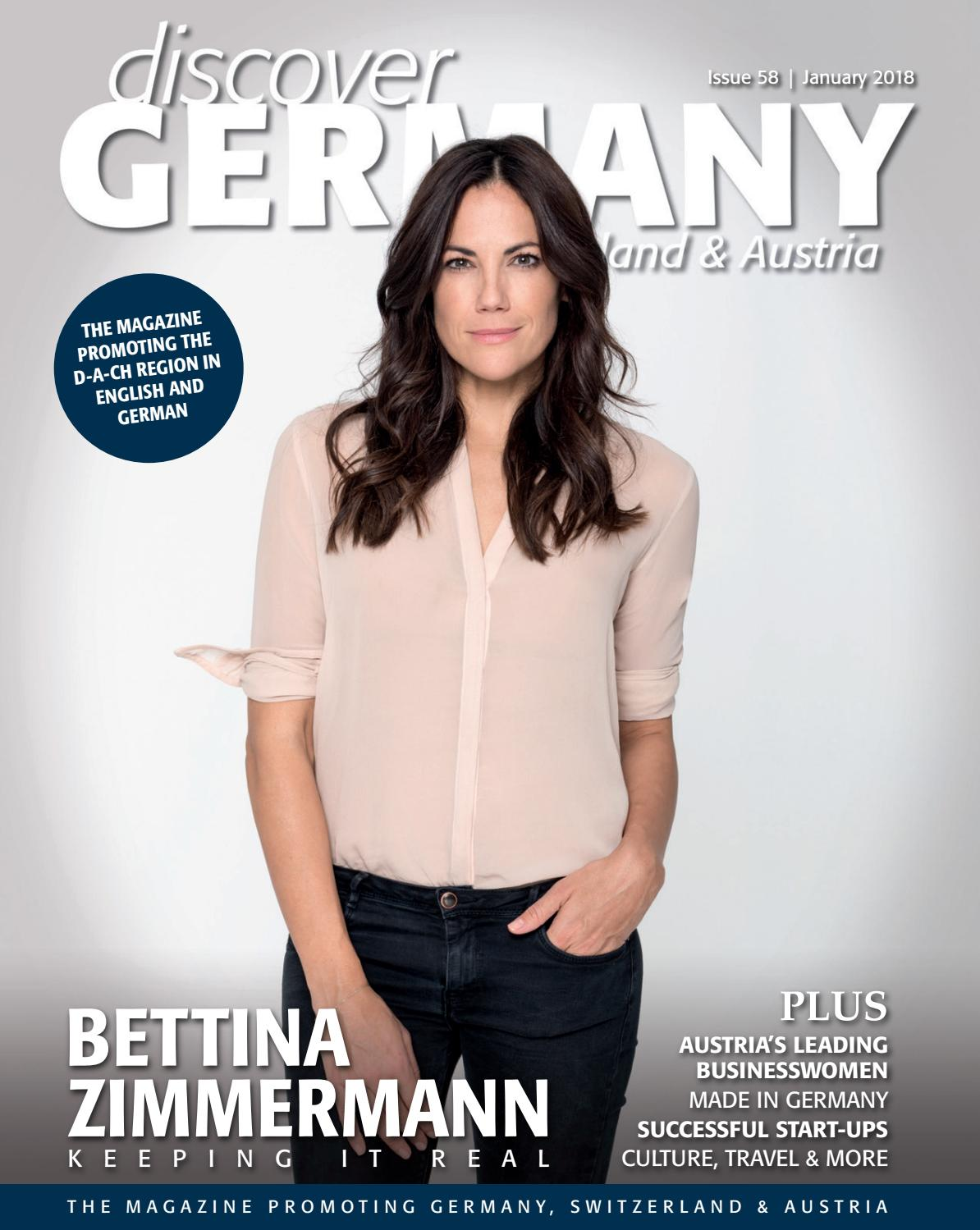 Discover Germany, Issue 58, January 2018 By Scan Group   Issuu