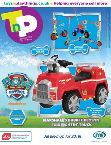 Toys n playthings by lema publishing issuu paw patrol and all related titles logos and characters are trademarks of spin master ltd nickelodeon and all altavistaventures Images