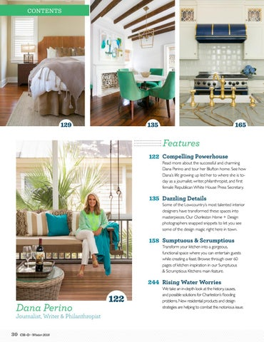 Charleston Home + Design Magazine: Winter 2018 By Charleston Home ...