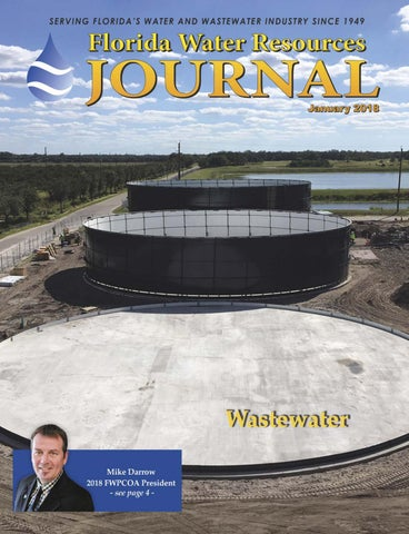 Florida Water Resources Journal - January 2018 by Florida