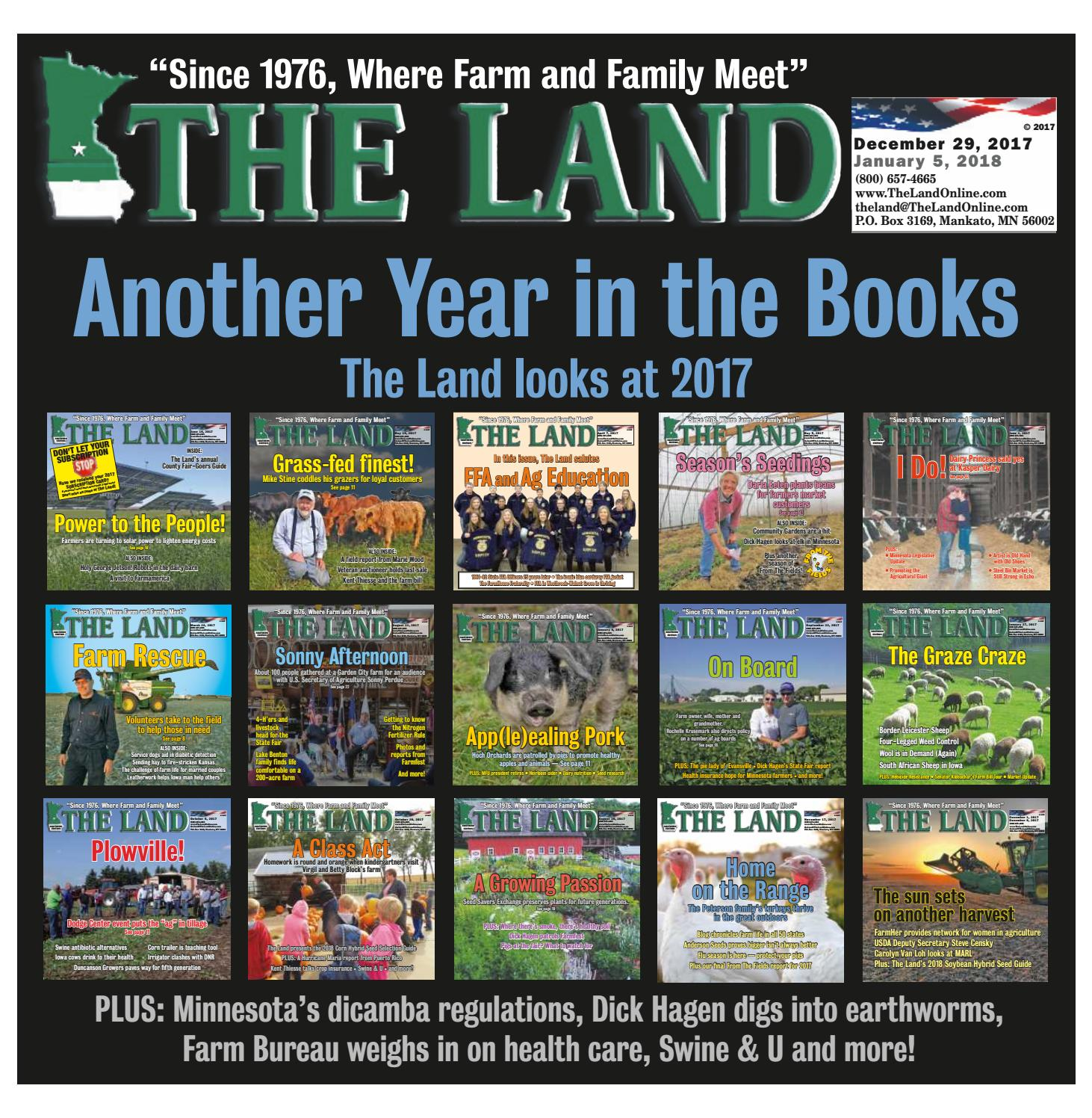 THE LAND December 29 2017 Southern Edition by The Land issuu