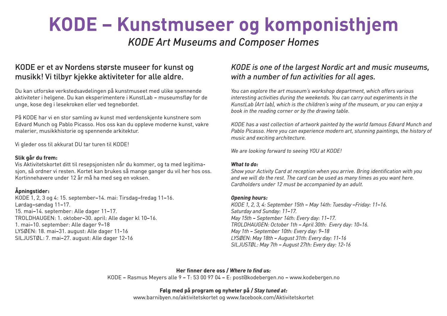b7430a98 Norsk engelsk aktivitetskortet vår 18 by Lasse Totland - issuu