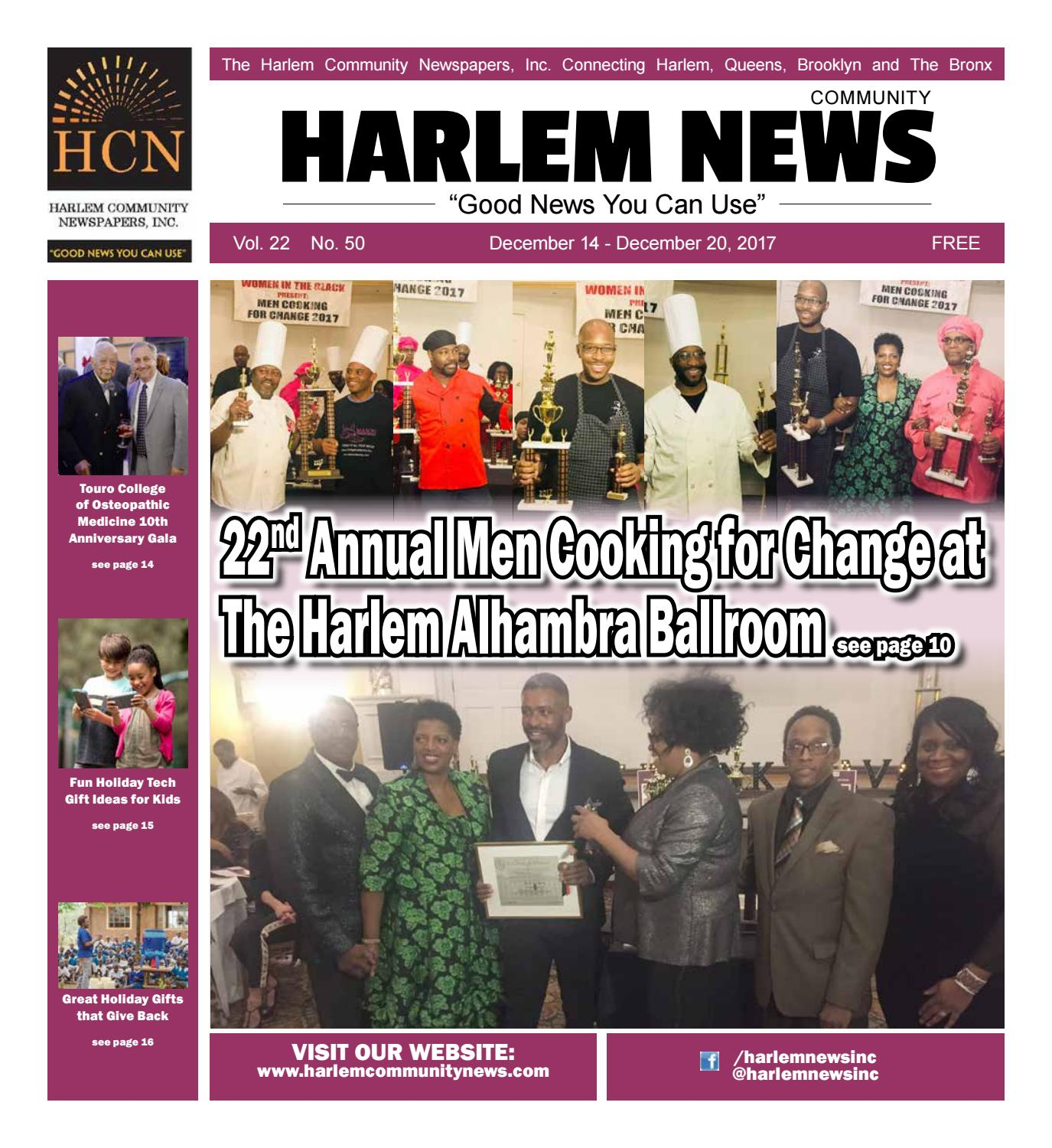 Harlem munity Newspapers