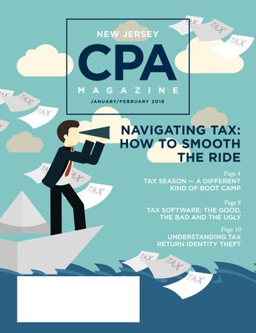 January/February 2018 by New Jersey Society of CPAs - issuu