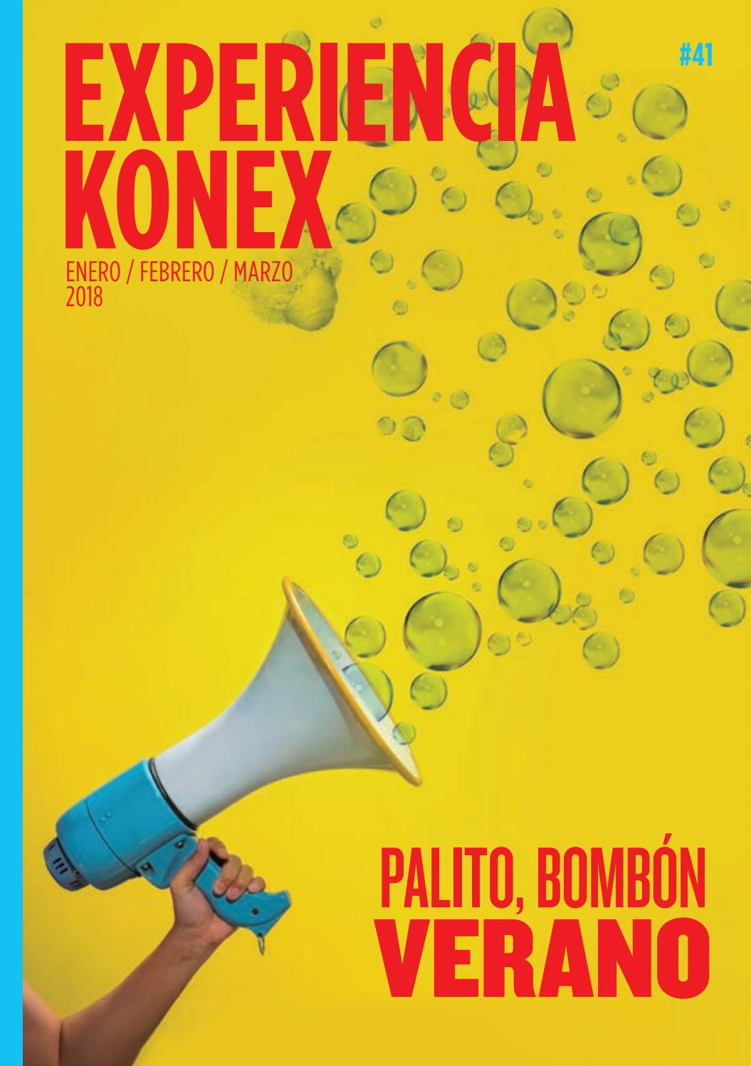 Experiencia Konex #41 by Ciudad Cultural Konex - issuu