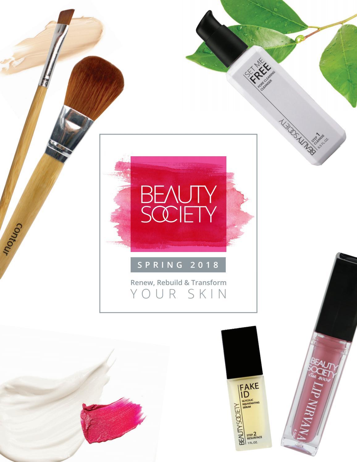 Beauty requires sacrifice Cosmetics that kill us