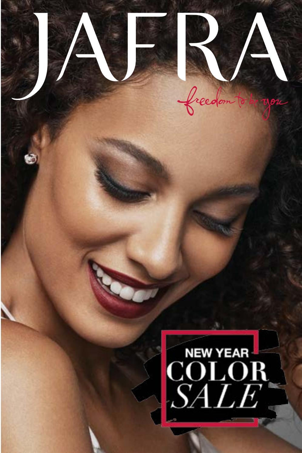 Jafra Brochure January 2018 By Stephanie B Sanchez Issuu Long Wear Creme Blush On