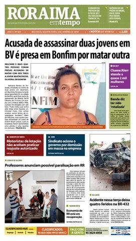 f2d95b42da Jornal roraima em tempo – edição 823 by RoraimaEmTempo - issuu