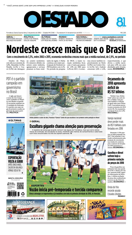 03 01 2017 -Edição 23186 by Jornal O Estado (Ceará) - issuu 3af374eb7b