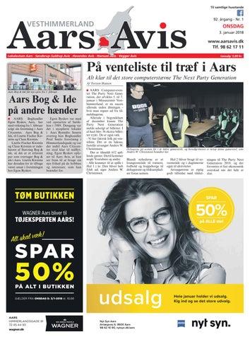 367decfdde7 Aars Avis nr. 1 - 2018 by Aars Avis - issuu