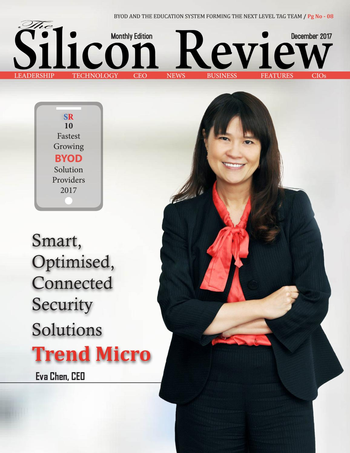 10 Fastest Growing BYOD Solution Providers by The Silicon Review - issuu
