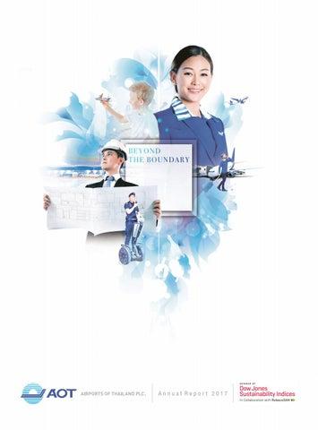 AOT: Annual Report 2017 by ar airportthai shareinvestor - issuu