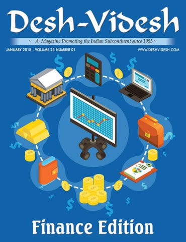 Desh Videsh Magazine Finance Edition January 2018 by Desh-Videsh - issuu