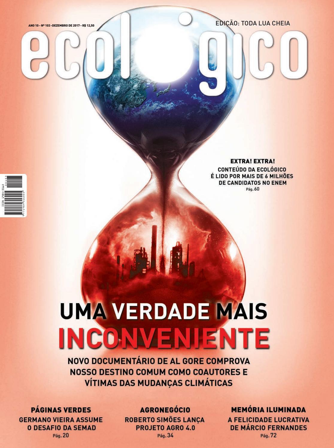 Revista Ecológico- Edição 103 by Revista Ecológico - issuu 0a89491178