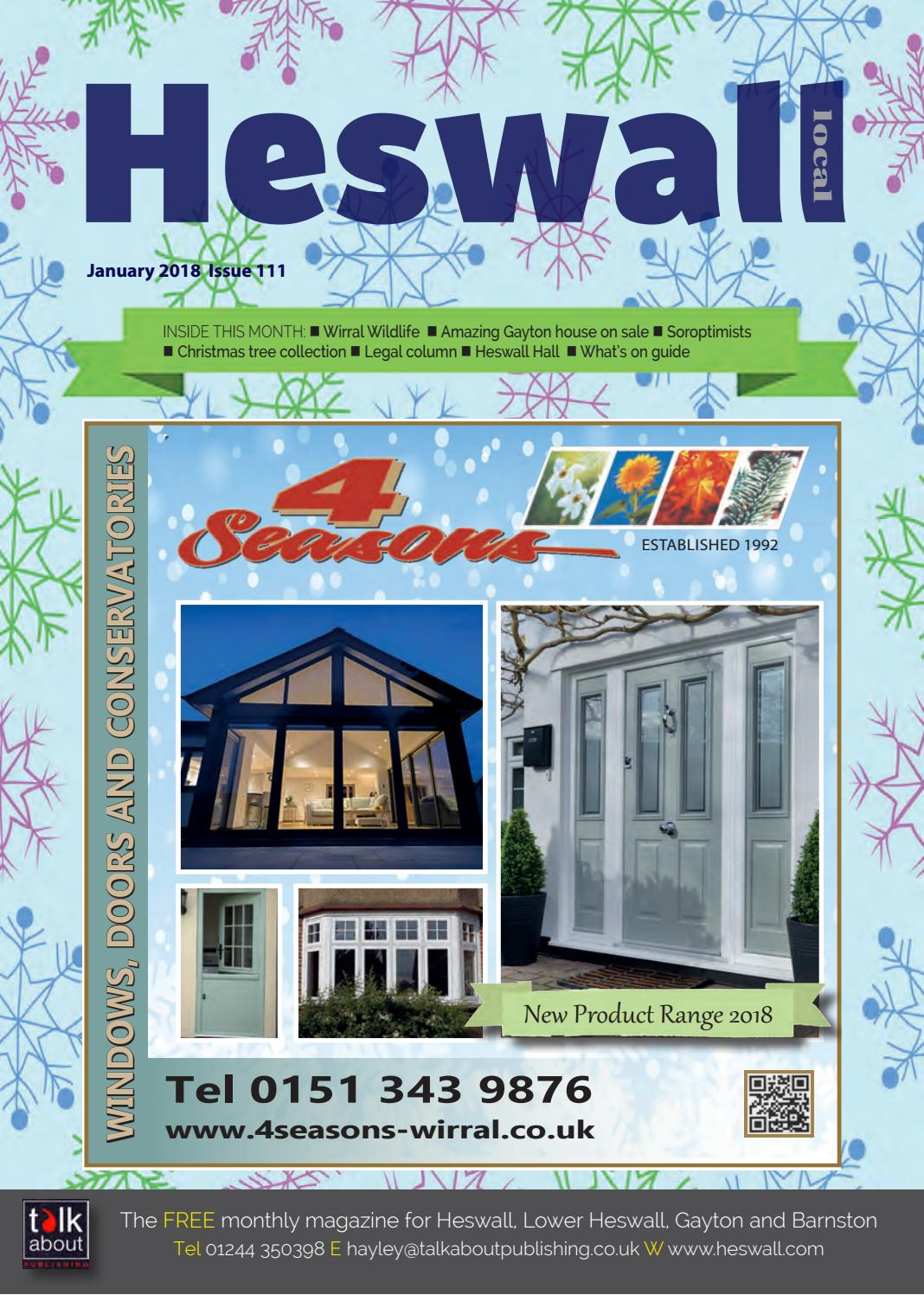 Heswall Local January 2018 by Talkabout Publishing - issuu