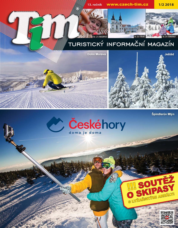 TIM leden + únor 2018 by Turistický informační magazín TIM - issuu b3ae6979dd