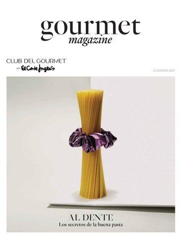 El Corte Inglés Gourmet Magazine Otoño 2017 By André Gonçalves Issuu