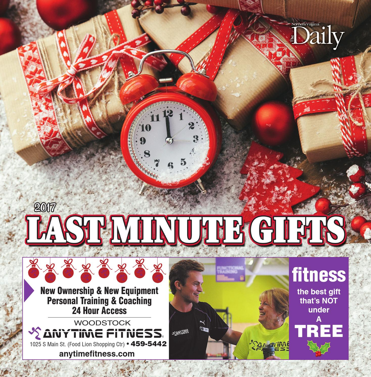 76cbc376d77ba Last Minute Gifts 2017 by Northern Virginia Daily - issuu