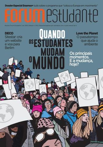 4de33911efc72 302 Revista Forum Estudante - Janeiro 2018 by Forum Estudante - issuu