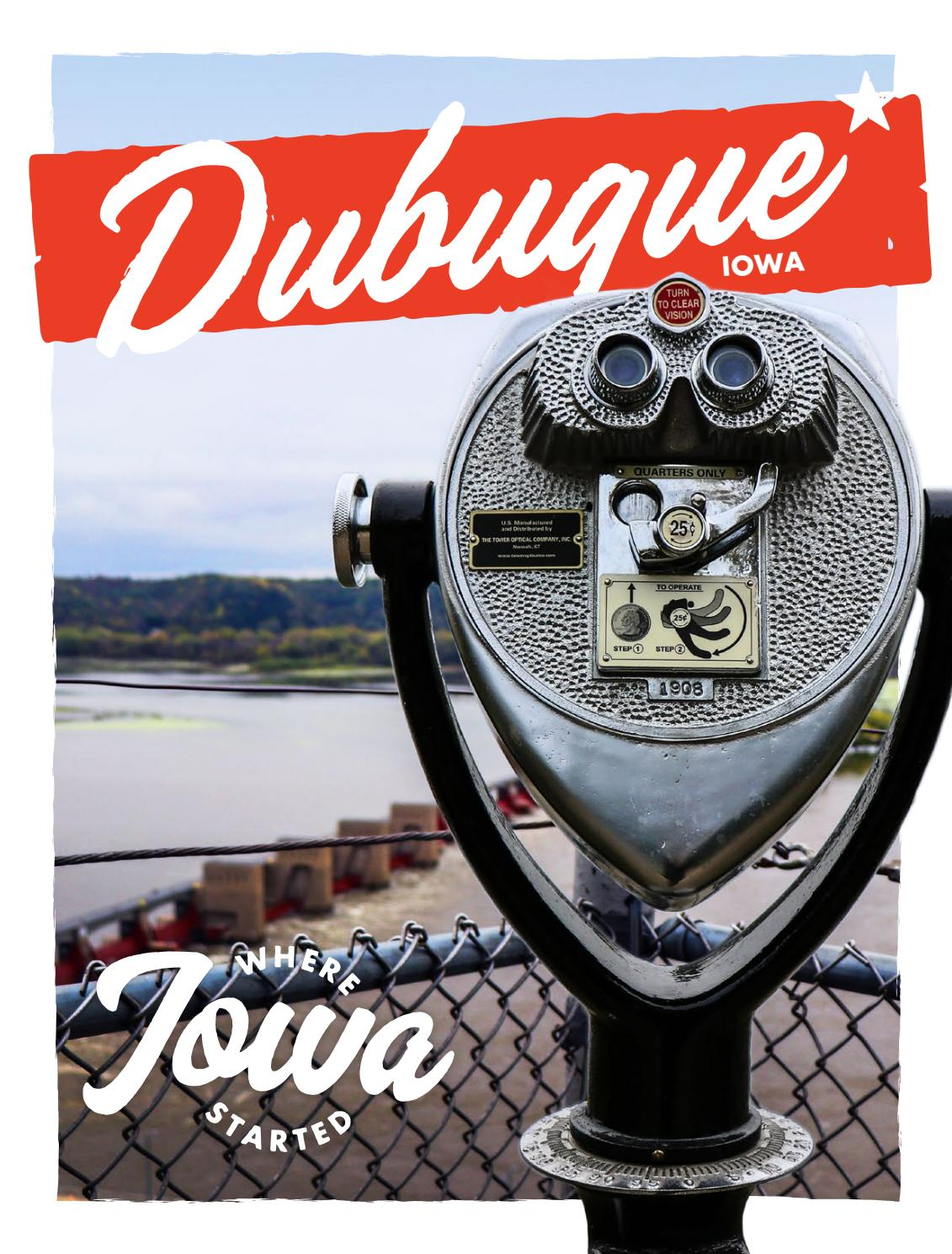 0f7497f60f77 Dubuque Travel Guide by Travel Dubuque - issuu