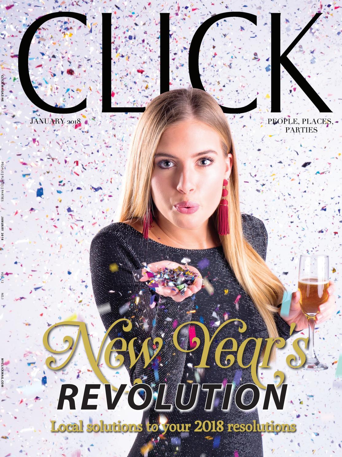 Click Magazine January 2018 By