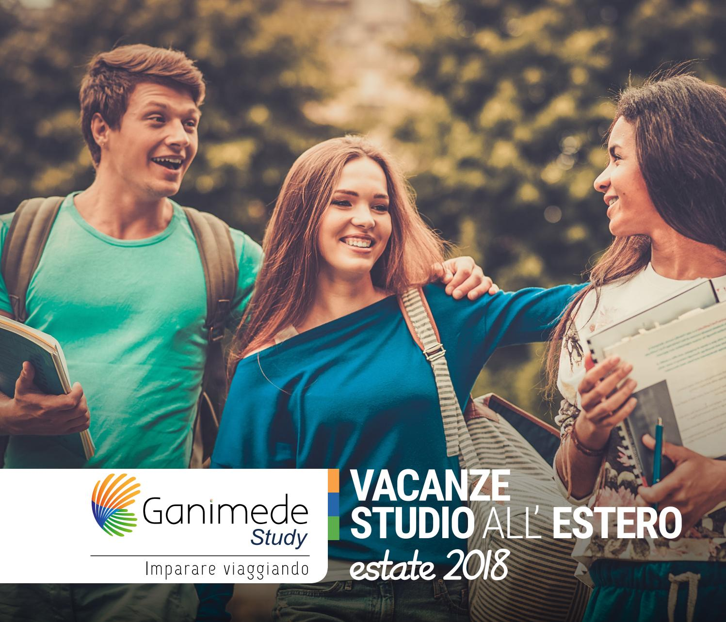 Vacanze Studio all\'Estero 2018 by Ganimede Viaggi - issuu