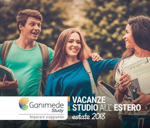 Vacanze Studio all\'Estero 2018 by Ganimede Viaggi - issuu