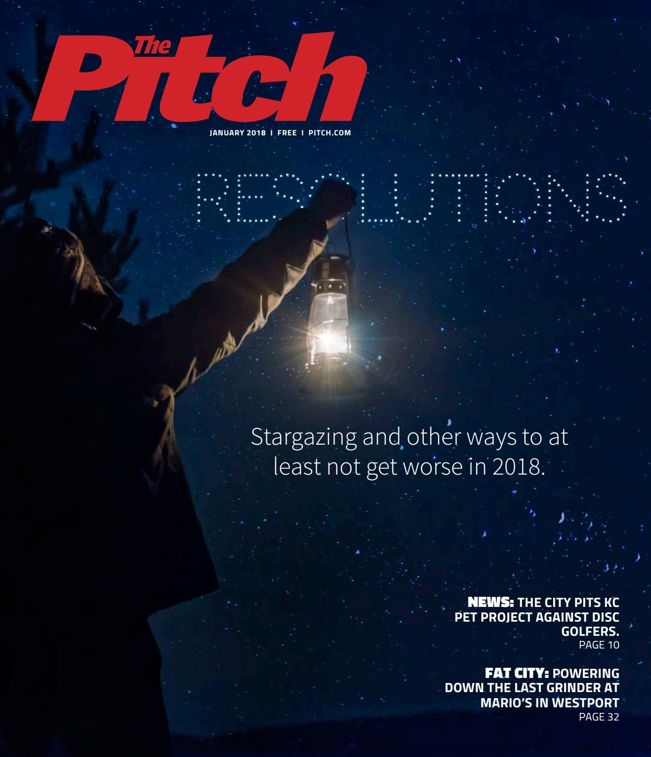 be9d58792da8 The Pitch  January 2018 by FW Publishing - issuu