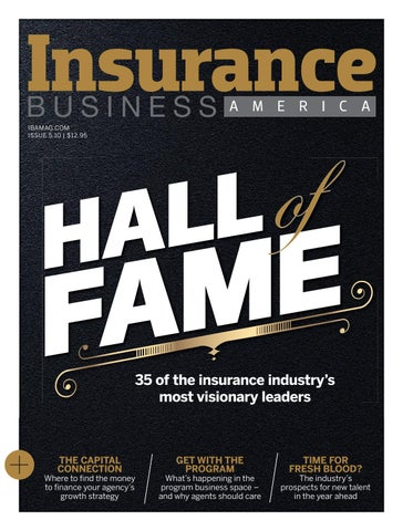 Insurance Business America issue 5 10 by Key Media - issuu