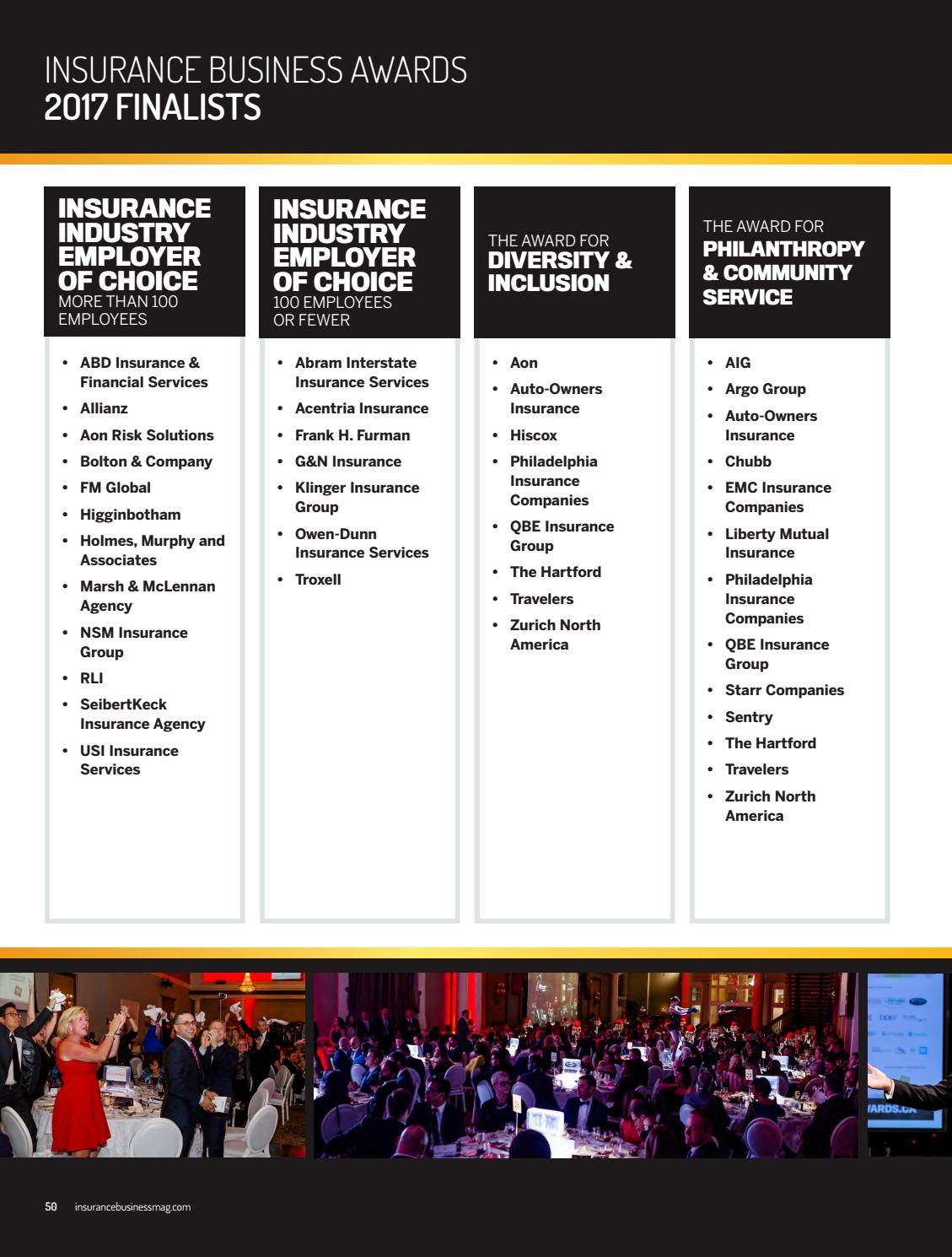 Insurance Business America Issue 510 By Key Media