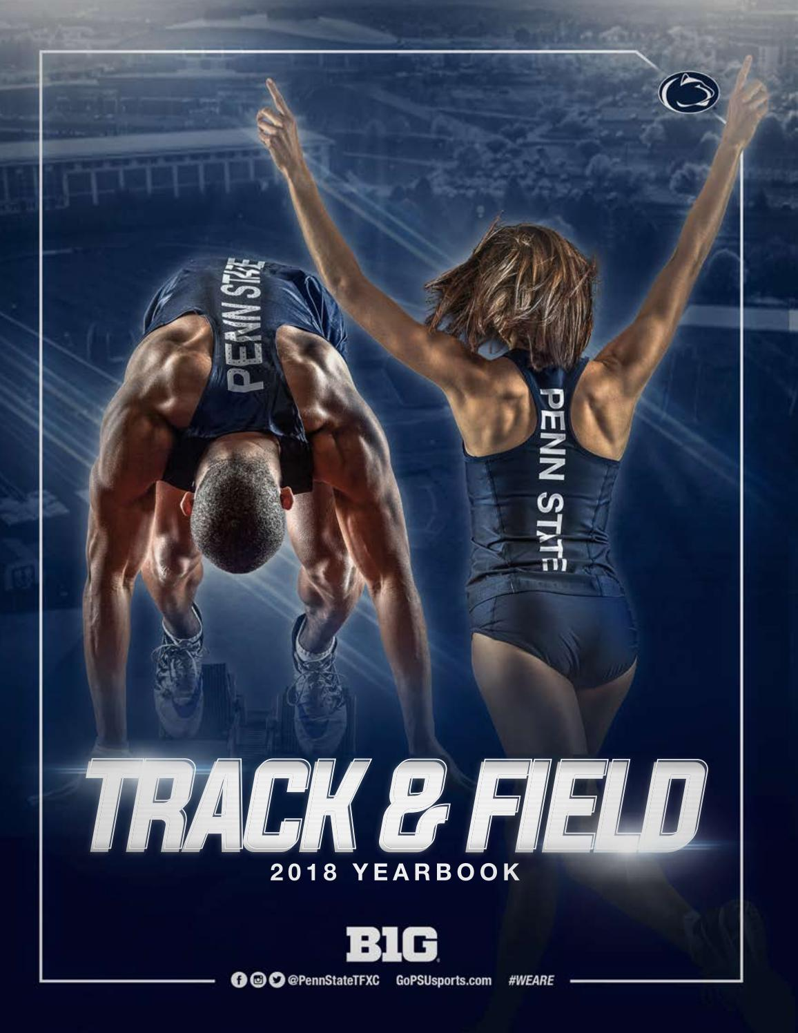 2017-18 Penn State Track & Field Yearbook by Penn State Athletics - issuu