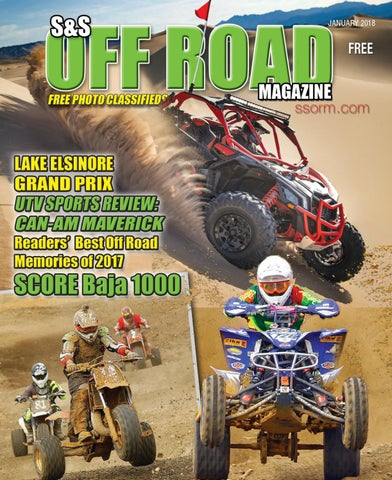 8dcce54719d S&S Off Road Magazine January 2018 by S&S Off Road Magazine - issuu