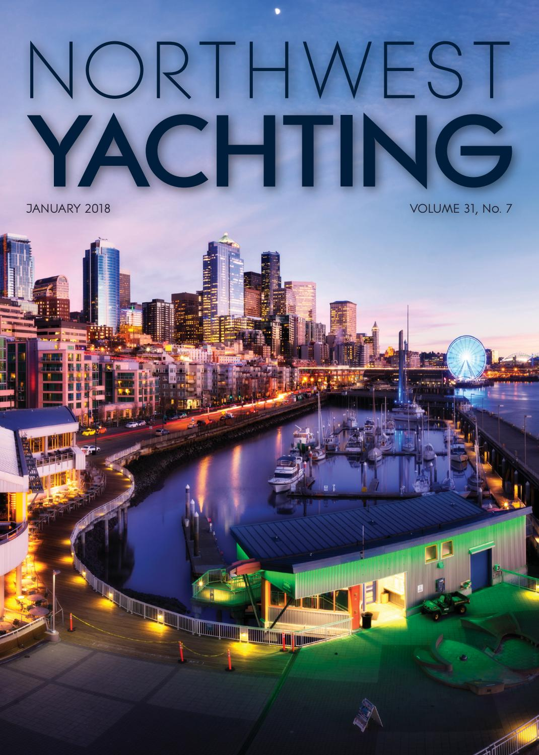 Nw Yachting January 2018 By Northwest Issuu Upper Omc Wiring Harness 1972