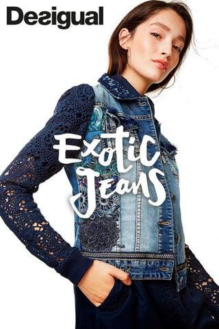 f6fa6c5966f44 Catálogo desigual exotic jeans mujer by Ofertas Supermercados - issuu