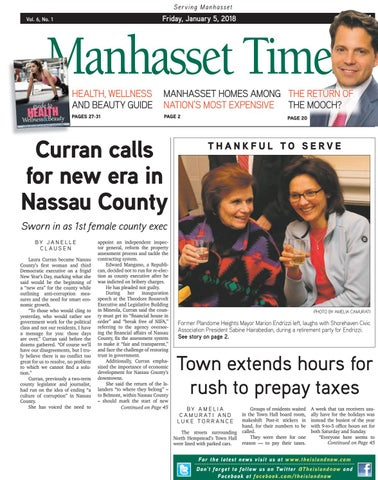 Manhasset times 01 05 18 by The Island Now - issuu