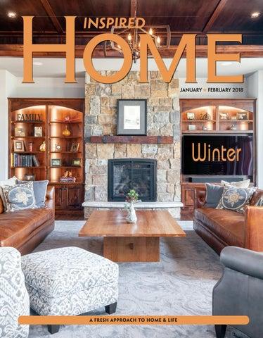 Fargo Inspired Home Magazine Jan Feb 2018 By