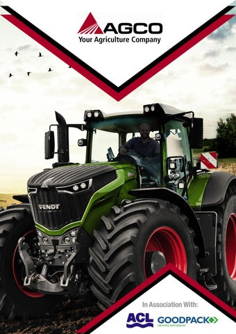 Brochure - AGCO Corporation by Business Chief USA - issuu